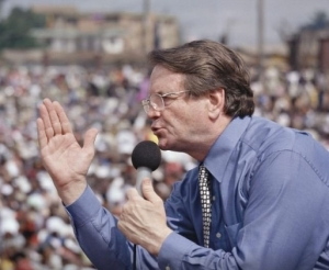 Breaking News: Popular Evangelist, Reinhard Bonnke Dies